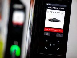Porsche разворачивает сеть сверхбыстрых зарядных станций для электрокаров в России