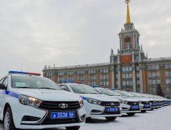 Российская полиция будет ездить на «Вестах» от LADA Sport